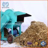 Grande machine de découpage de paille de blé