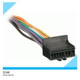 Проводка провода светильника изготовления автоматической подгонянная частью