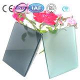 Color de bronce/vidrio teñido/claro del flotador/de hoja para el edificio/la decoración