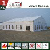 De in het groot Tenten van het Huwelijk van het Aluminium 25X15 met de Duidelijke Zijwanden van het Venster van pvc