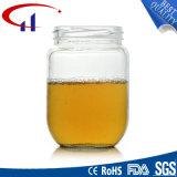 400ml de la alta calidad de cristal Contenedor de producto (CHJ8053)