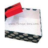 Serigrafía / Impresión Offset Caja de cartón para el pastel