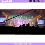 Visualización video de P6.67mm LED para el funcionamiento de la etapa