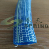 Irrigación tejido PVC/jardín/manguito flexible reforzados (1/4 '', el 1/2 '', 5/8 '', 3/4 '', 1 '')