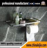 Cestino del sapone dell'acciaio inossidabile della stanza da bagno