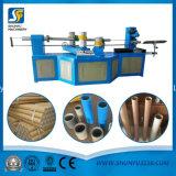 Attraktiver Entwurfs-Toilettenpapier-Kern, der Maschine mit Braunes Packpapier Sltting Maschine herstellt