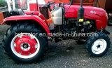 2015 Customer-Oriented Huaxia 4WD 40HP Wheel Farm Tractor