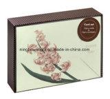 Высокое качество Китая изготовленный на заказ Handmade благодарит вас поздравительная открытка