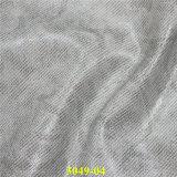 Couro superior artificial do plutônio do material macio da sapata da forma