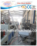 Ligne d'extrusion de tuyau d'extrusion de tuyau d'alimentation en PVC / PVC