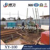井戸の掘削装置機械