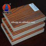 Feuille décorative blanche du panneau WPC de mousse du fournisseur WPC de la Chine pour le panneau de meubles