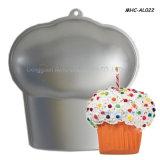 Moule à gâteaux antiadhésif de vente chaud de Bakeware de forme de boule