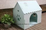 Зеленая дом любимчика диатомина для собаки