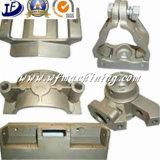 Bâti en métal de moulage par injection d'OEM pour la pièce malléable de bâti de fer