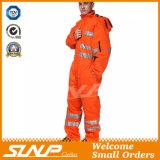 Sanforisierte Baumwollarbeitskleidung und Sicherheits-Kleidung für Winter