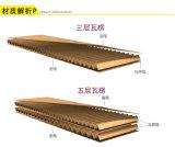 Caisse d'emballage ondulée de papier bon marché de Carboard