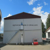 Casa modular de acero ligera portable para el vario propósito