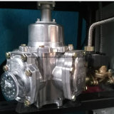 휘발유 펌프 작동액 역 단 하나 모형은 상단에 놓인 텔레비젼 또는 전시일 수 있다