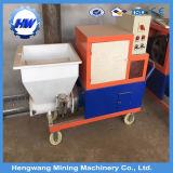 Máquina do pulverizador do almofariz do cimento/máquina de pulverização do emplastro para a parede