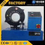 1/4-2 máquina de friso hidráulica de friso da máquina P32 da mangueira da Finn-Potência