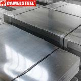 亜鉛は建築材料の金属によって電流を通された鋼板に塗った