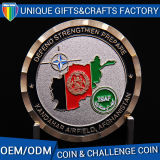 中国はOEMにロゴをメダル硬貨をカスタマイズさせる
