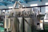 Agua potable 3 de la garantía de la botella global del animal doméstico en 1 máquina de relleno del lacre del lavado