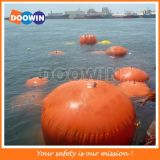 Тип мешок парашюта подныривания подводного воздуха поднимаясь