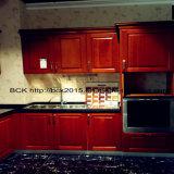 Het Amerikaanse Kabinet van het Meubilair van de Keuken van de Kers Stevige Houten