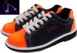 Nouvelles chaussures de cintrage de conception, lueur dans l'obscurité avec 7 couleurs de Defferent