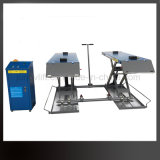 El Portable Scissor la plataforma de elevación del elevador de automóviles móvil hidráulico 3ton