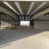 Portalrahmen-Stahlkonstruktion-Gebäude für Werkstatt, Lager, Halle