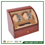 自動回転記憶の表示木の腕時計の巻取り機