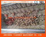 고압 살포 감자 세척 닦는 기계 1200년