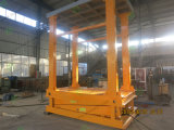 Elevatore di sollevamento idraulico dell'automobile di piattaforma