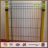 Curve modificado para requisitos particulares Weld Wire 3D Fence Panel