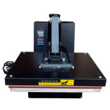 Máquina de imprensa de calor de alta pressão da fábrica de Guangzhou (38X38cm)