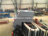 Máquina de vidro da afiação com os 9 motores para o polonês liso da borda