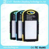 портативная пишущая машинка 8000mAh крен солнечной силы Outdoors с электрофонарем СИД (ZYF8076)