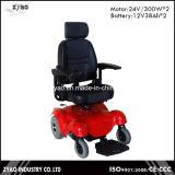 Cadeira de rodas de escalada da potência das escadas da cadeira de rodas elétrica médica