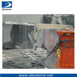 Diamond Wire Saw voor graniet en marmer Quarry