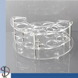 3-lagiges acrylsauer32-Hole Display Stand