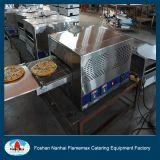 Anuncio publicitario horno eléctrico de la pizza del transportador de la pizza de 18 pulgadas