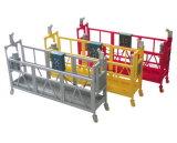 Gondole de construction pour la machine de nettoyage de guichet