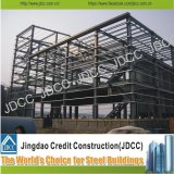 Edificio ligero de varios pisos de la estructura de acero del taller de la fábrica del bajo costo