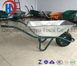 Carrinho de mão de roda Wb5238 do carro do carrinho de mão do jardim único