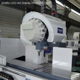 CNC de Machine centrum-Pratic-Pia van de Verwerking van de Deur van het Aluminium