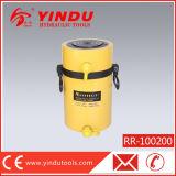 Возвращения масла двойника 100 тонн цилиндр действующий быстро гидровлический (RR-100200)