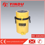 Do retorno rápido ativo do petróleo do dobro de 100 toneladas cilindro hidráulico (RR-100200)